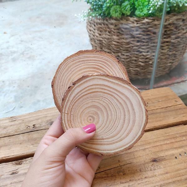 Mini tora madeira p com 2 peças