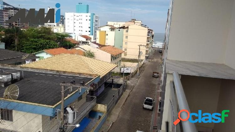 Apartamento com vista mar, aceita permuta por jaraguá do sul