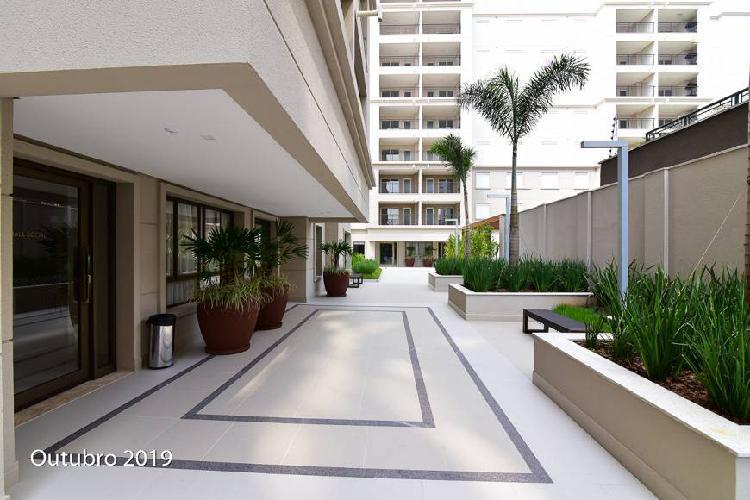 Apartamento 3 dormitorios, 1 suite, 2 vagas Campestre Santo