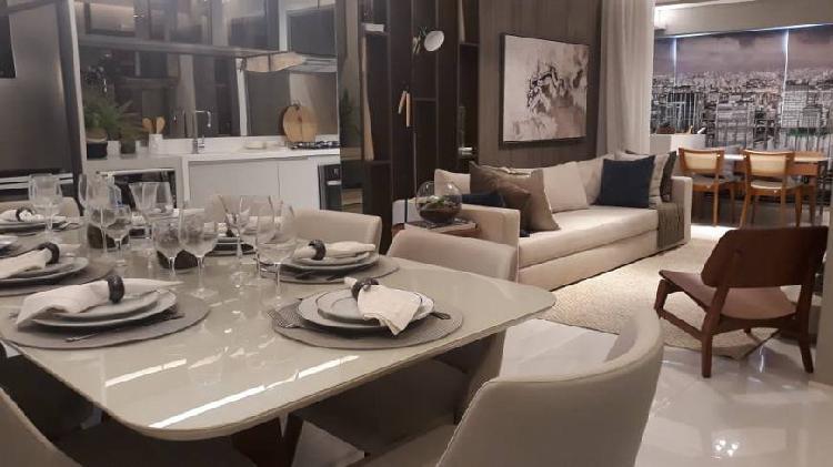 Apartamento para venda com103 metros quadrados com 3 quartos
