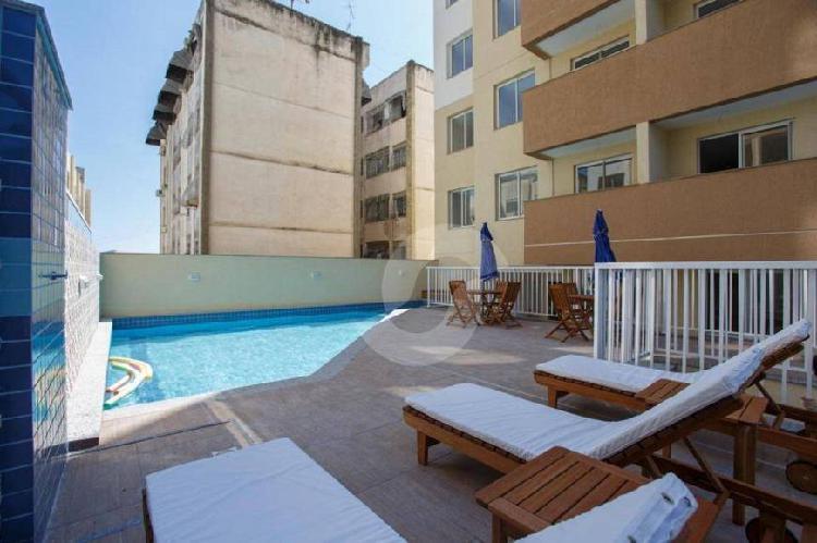 Apartamentos de 2 quartos e coberturas, lazer completo,