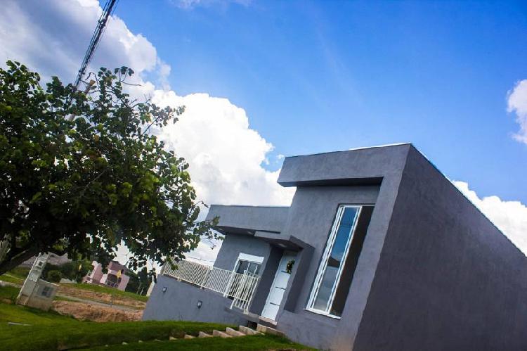 Casa de condomínio para venda com 105 metros quadrados com