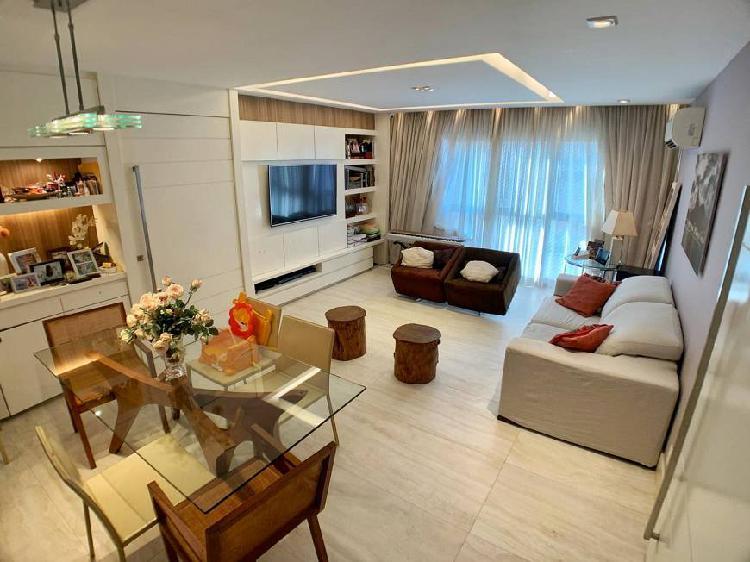 Leblon – selva de pedra – lindo apartamento