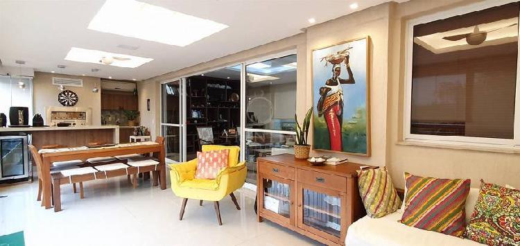 Maravilhoso apartamento na península