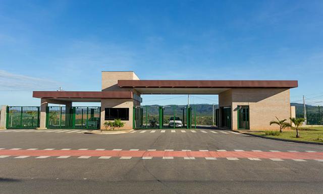 Terreno à venda com 504 m² no condominio sete lagos -