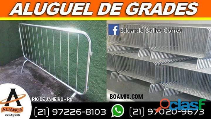 ALUGUEL DE GRADES   GRADIL DE ISOLAMENTO RIO DE JANEIRO, CAMPO GRANDE, BANGU, SANTA CRUZ 2