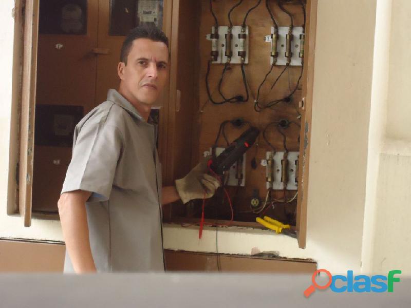 Eletricista residencial comercial predial