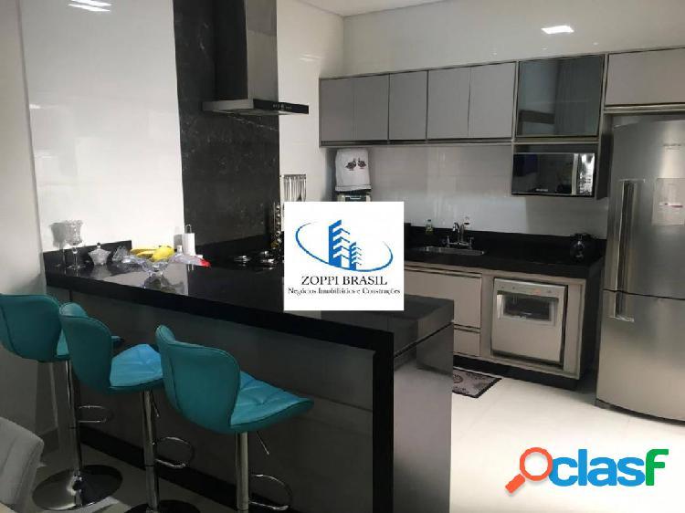 Ca978 - casa, venda, americana, 165 m², 3 dormitórios, 1 suíte(s), 2 vaga
