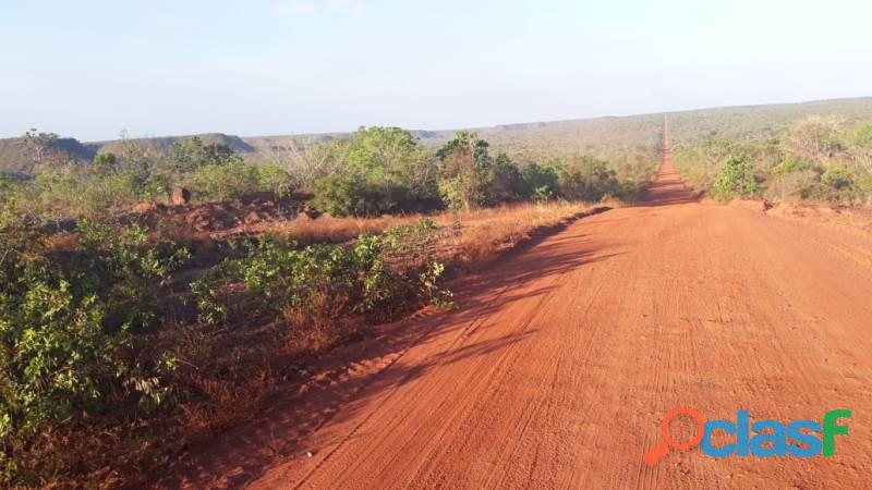 532 Alqs da Pivô Beira Rodovia Região Chuva da Loteamento Goiatins TO 6