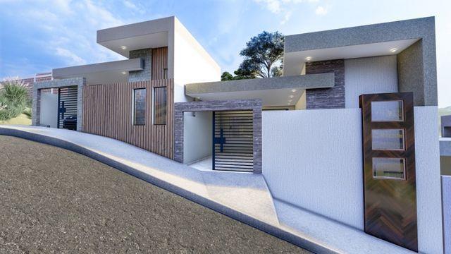 Casa moderna a 8 min do tirol