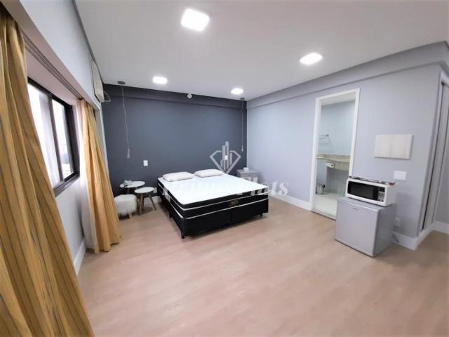 Flat para locação no live lodge residencial ibirapuera,