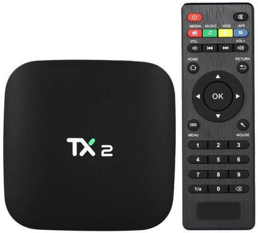 Tv box tx2 com 2gb ram 16gb rom - fazemos entregas