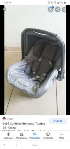 Bebê conforto para troca por cadeira para carro