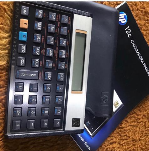 Calculadora financeira 12c