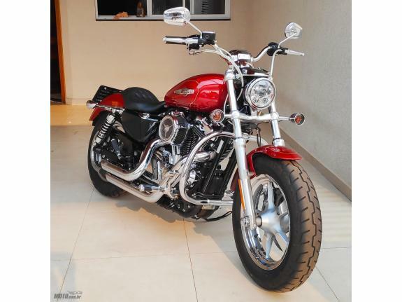 Harley-davidson - sportster xl 1200 custom