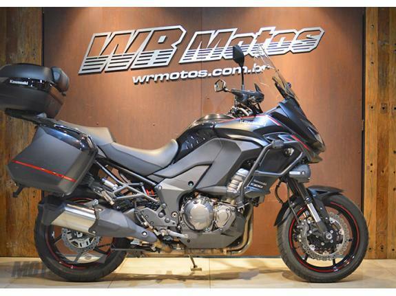 Kawasaki - versys 1000 gtr