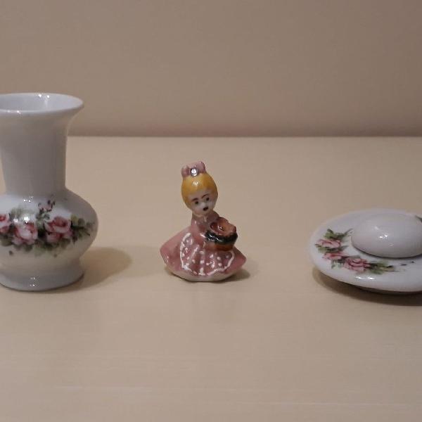 Miniaturas de porcelana