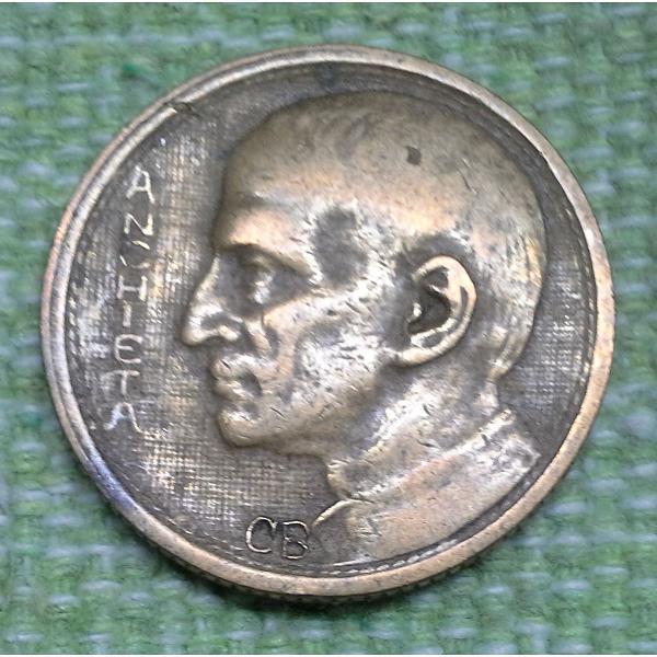 Moeda comemorativa de 1000 réis, 1937