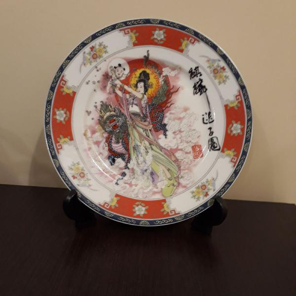 Prato chinês antigo