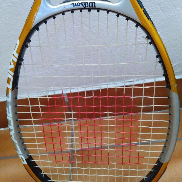 Raquete de tênis wilson blade comp 68cm