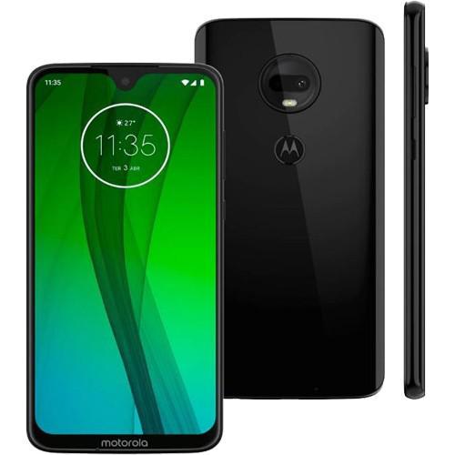 Smartphone Motorola Moto G7 Plus - Indigo - 64GB - RAM 4GB -