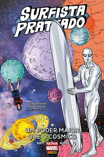 Surfista prateado vol.05: um poder maior que o cósmico |