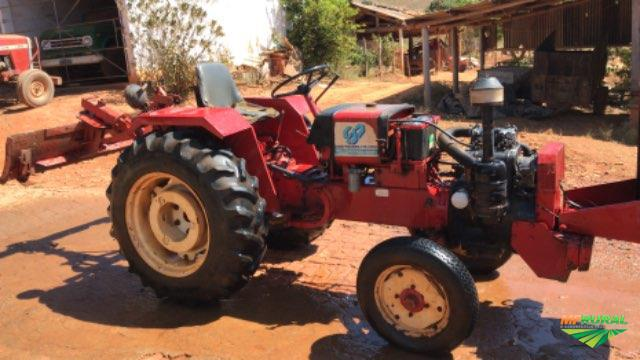 Trator agrale 4200 4x2 ano 88