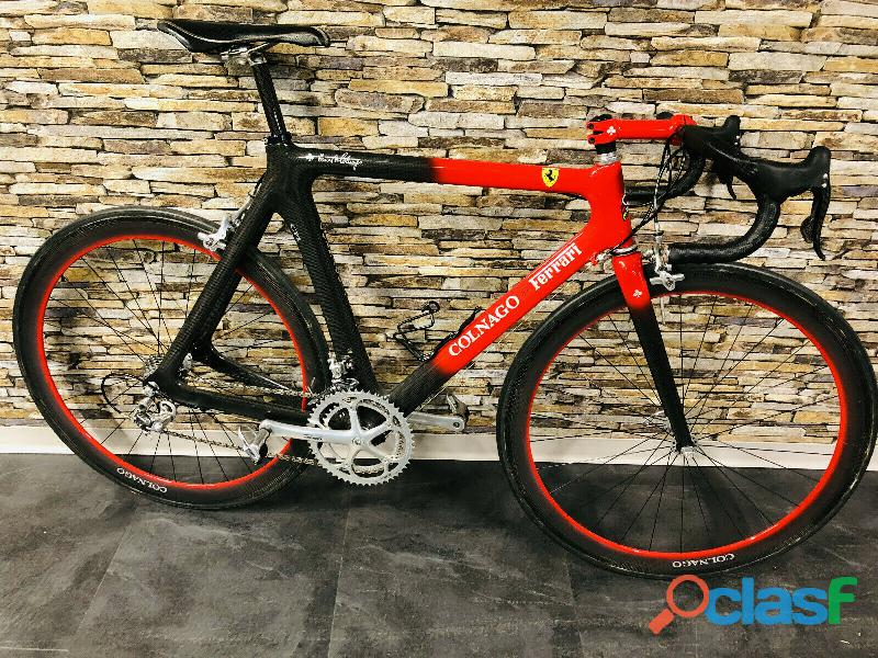 Carbon racing bike colnago ferrari cf1 size 57 limited series