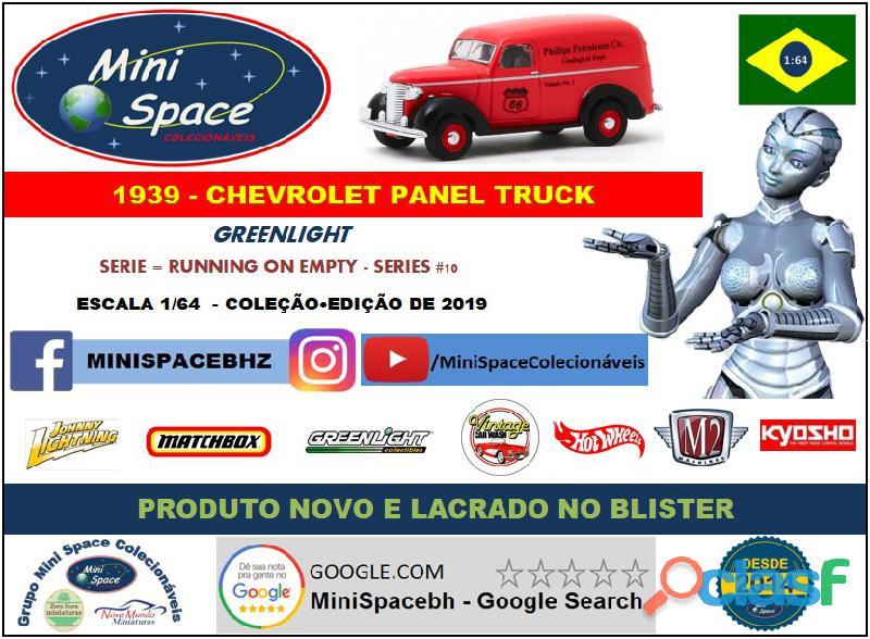 Greenlight 1939 Chevrolet Panel Truck logo Phillips 1/64 9
