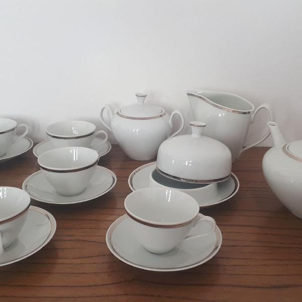 Jogo de chá antiguidade