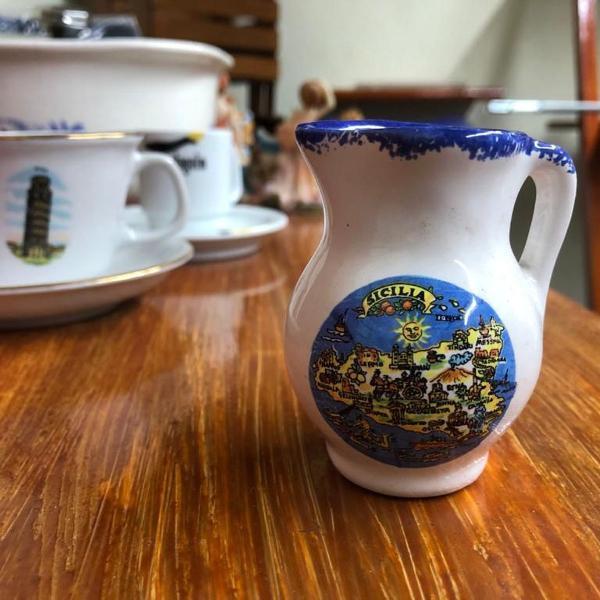 Mini vaso sicilia importado