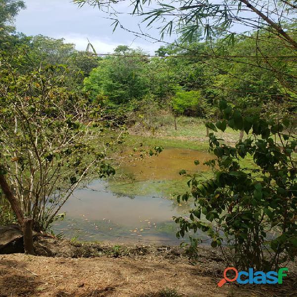 24 Alqs Porteira Feichada Córrego Ela Planta Bem Montada luziânia GO 11