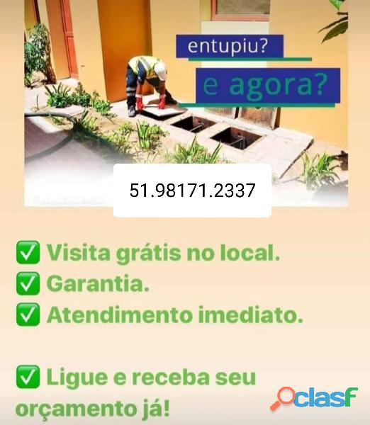 Desentupidora Porto Alegre 2