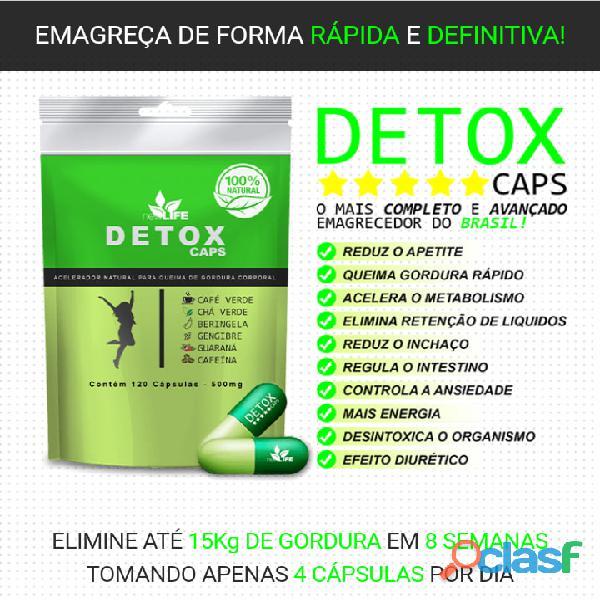 LIFE DETOX CAPS(capsula detox emagrecedora)