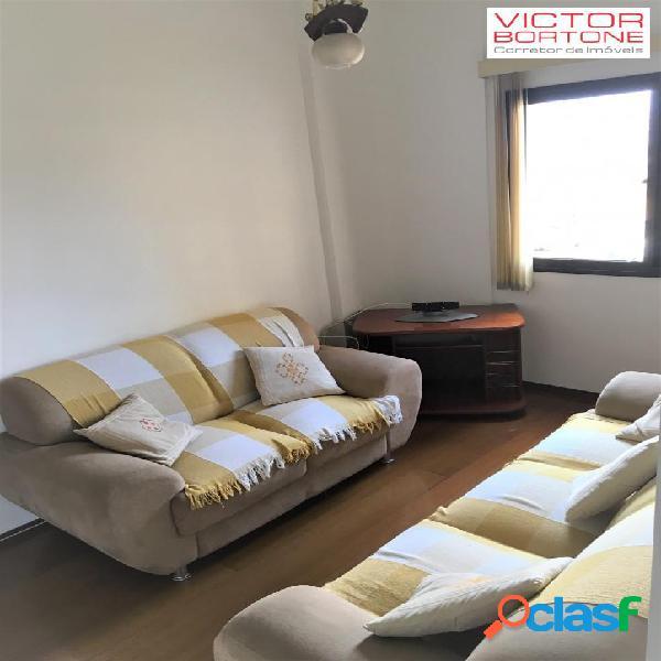 Alugo Apartamento Mobiliado no Centro 80 M²