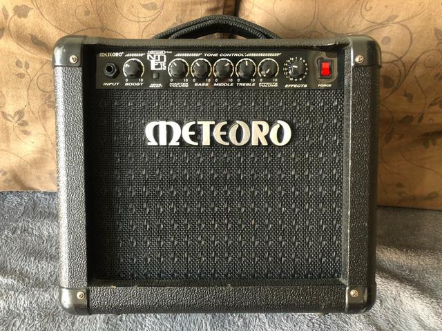 Amplificador meteoro nitrous drive effects nde15