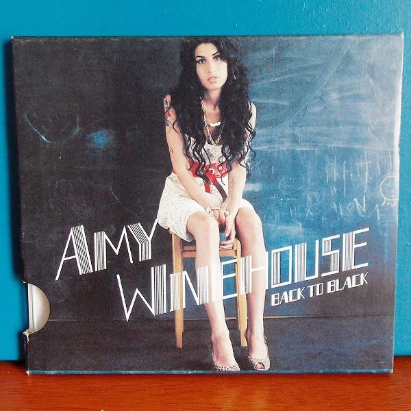 Back to black amy winehouse