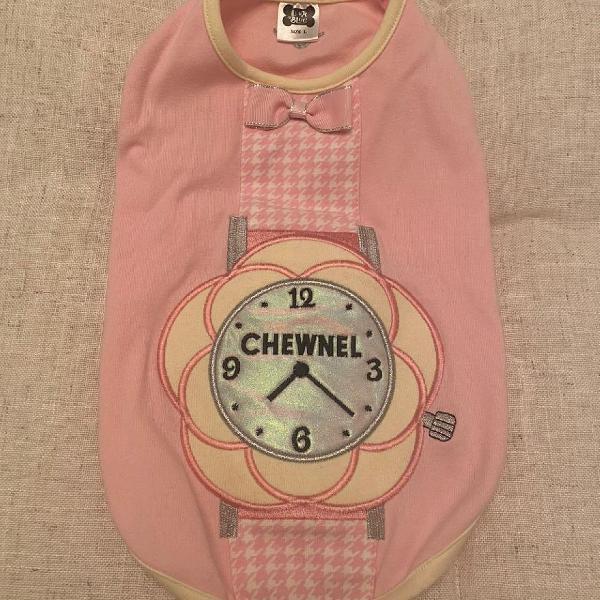 Chewnel camellia watch tank