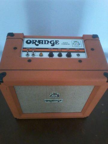 Cubo orange tiny terror - valvulado - apenas venda