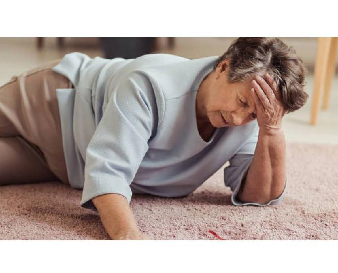 Cuidador de idosos noções de primeiro socorros acidentes