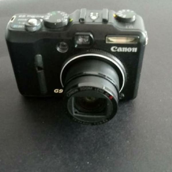 Camera powershot g9