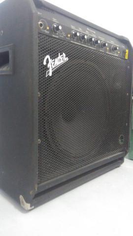 Fender bassmann 100 méxico 15/