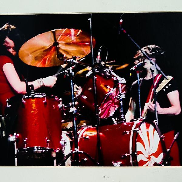 Foto sensacional White Stripes 2003