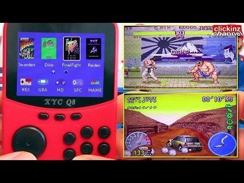 Game retro nes, super farmicon, mega drive & neo geo, gba -