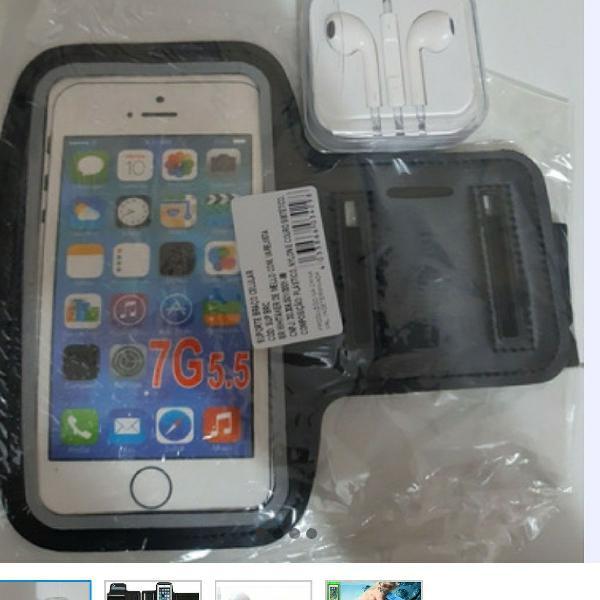 Kit acessórios para celular