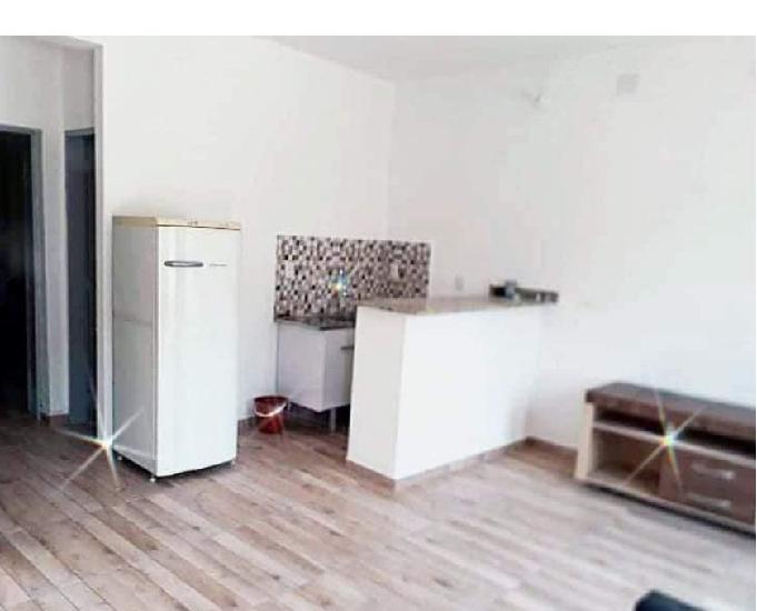 Kitnet jundiaí masculino semi mobiliado com banheiro novo