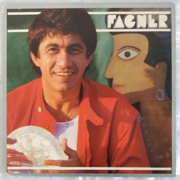 Lp - fagner - fagner - 1985