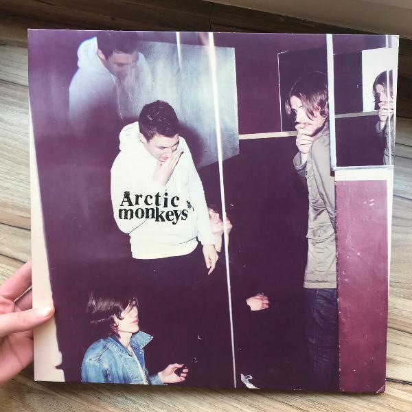 Lp vinyl arctic monkeys importado