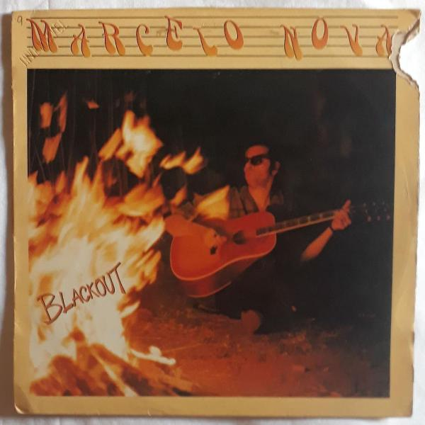 Lp marcelo nova black out