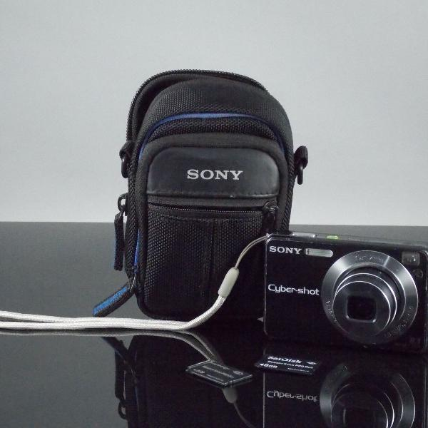 Máquina fotográfica digital sony w130 8.1 megapixels